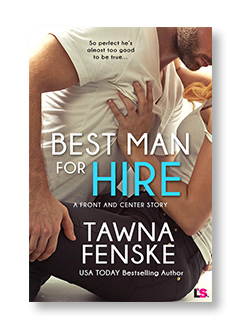 Book 3: Best Man for Hire