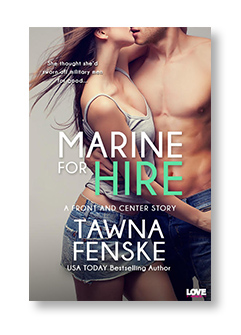 Book 1: Marine for Hire