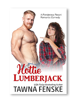 Book 3: Hottie Lumberjack