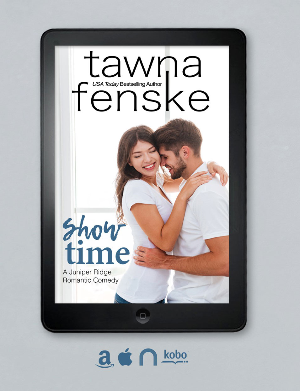 Show Time - New Book By Tawna Fenske Released on June 26, 2020